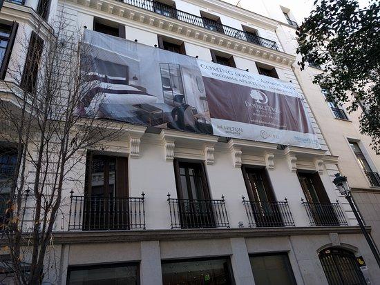 Window View - Picture of DoubleTree by Hilton Madrid-Prado - Tripadvisor