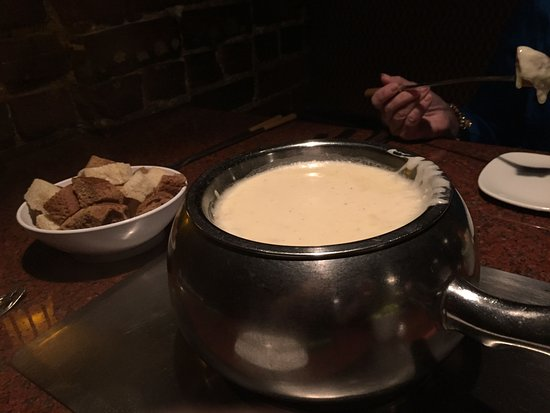The Melting Pot: cheese is full