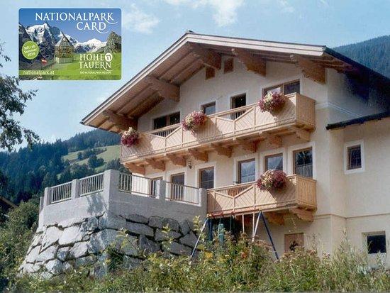 Neukirchen am Grossvenediger, Austria: Neu : Im Sommer können sie die Vorteile der Nationalparkcard genießen