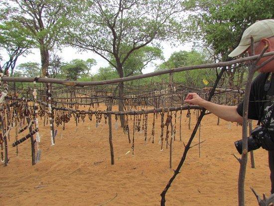 Tsumkwe, Namibia: Bushshop