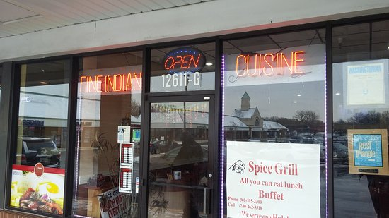 Germantown, MD: Spice Grill