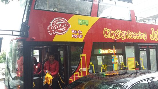 City Sightseeing Joburg: 20170107_150316_large.jpg