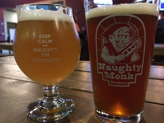 ‪Naughty Monk Brewery‬