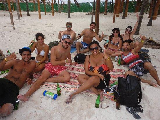 Hostel Che: Actividades Semanales a Akumal