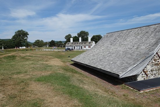 Fort Anne National Historic Site: Sehr interessant