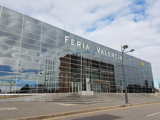 Convention and Exhibition Centre of Feria Valencia