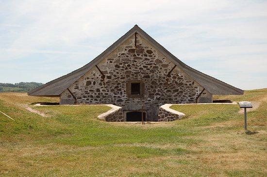 Fort Anne National Historic Site: Depot