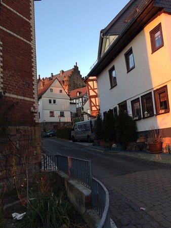 Staufenberg, Deutschland: Wonderful hotel with a great view!!