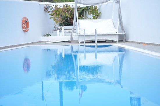 Moschoula Rooms and Apartments: pool
