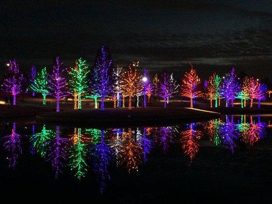 Vitruvian Park: Beautiful colors!