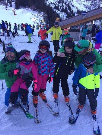 Haute-Savoie, Francia: Ski with Ease - Ski School