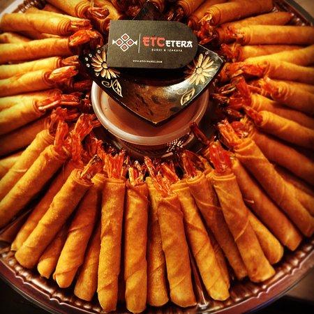 ETC etera: Great food.