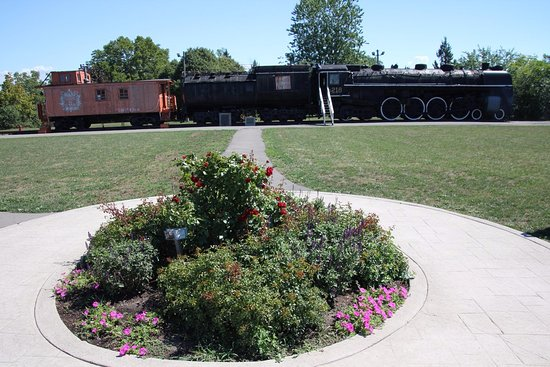Fort Erie Railway Museum: Beautiful place