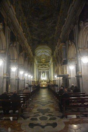 Melilli, Italia: Interior