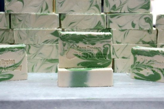 Sydney Mines, Канада: Handcrafted Luxury Soap - Midnight Margarita