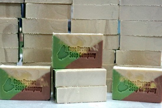 Sydney Mines, Canadá: Handcrafted Luxury Soap - Zen
