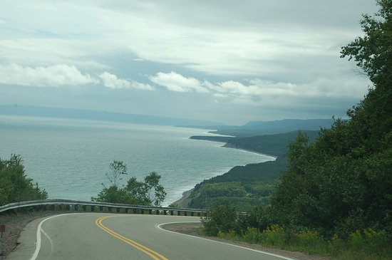 Cabot Trail: Richtung Ingonish