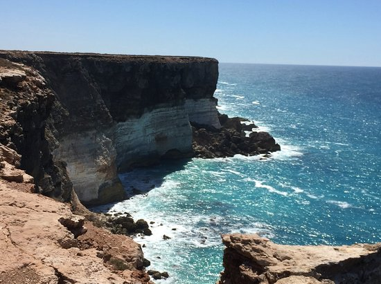 Eucla, Australia: Bunda Cliffs lookout 2