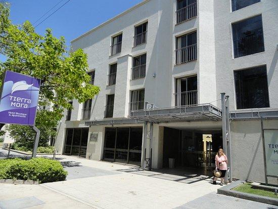 Tierra Mora Apart Hotel