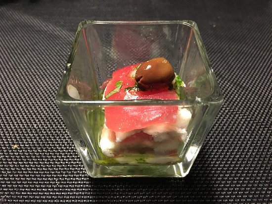 Zeist, The Netherlands: Amazing little dishes!