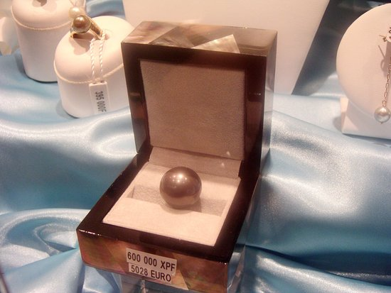 Musee de la Perle Robert WAN - The Robert WAN Pearl Museum : perle