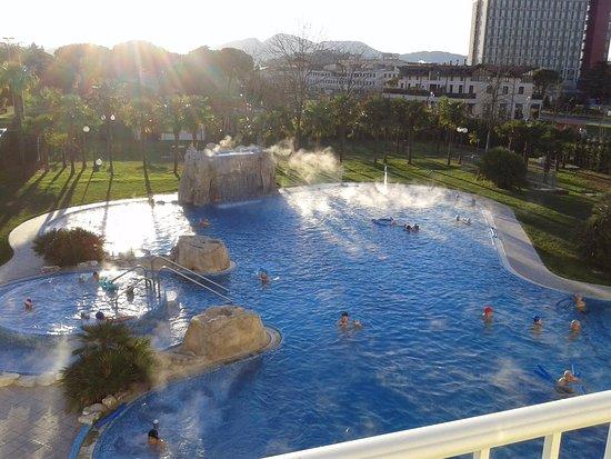 Hotel All'Alba: come descritto, le piscine sono molto belle