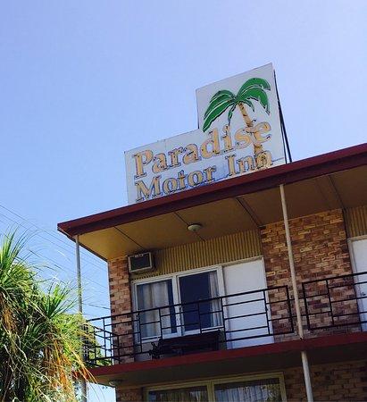 Paradise Motor Inn : photo0.jpg