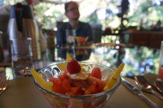Honu Kai B&B: Frühstück