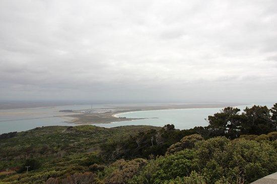 Bluff Hill: Tiwai Point