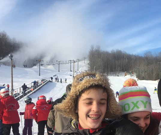 Malone, Estado de Nueva York: Skiing fun at Titus