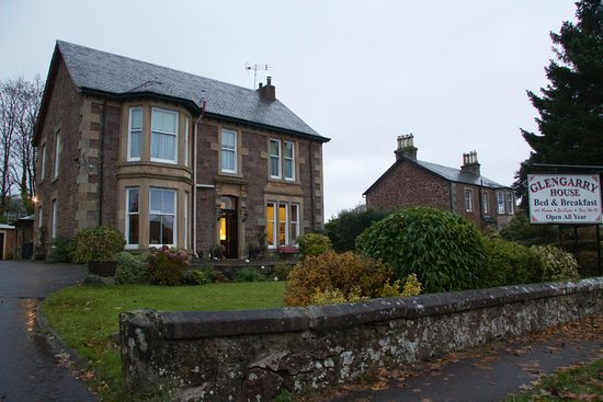 Callander, UK: Glengarry Guest House
