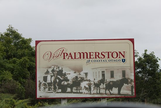 Palmerston  i-SITE Visitor Information Centre