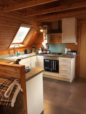 Blair Atholl, UK: Just back from a wonderful short trip at the Badger Lodge! Was incredibly peaceful and cosy, the