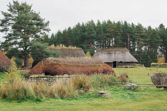 Highland Folk Museum: Photo : Raphael Melka