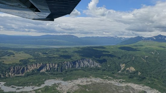 Talkeetna Air Taxi: view