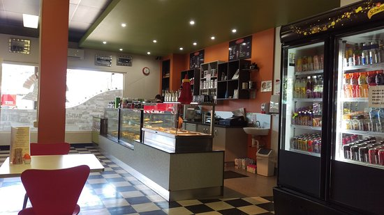 Moe, Australia: Turn Back Time Cafe