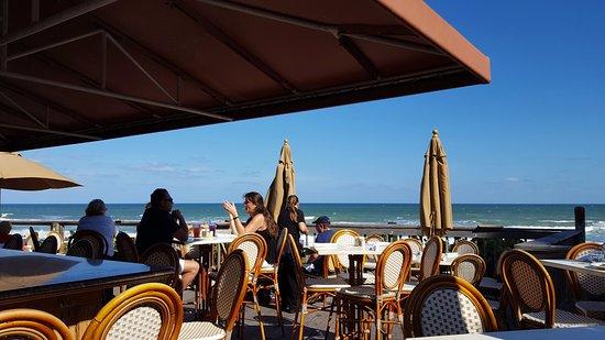 Pietro's on the Ocean: The View