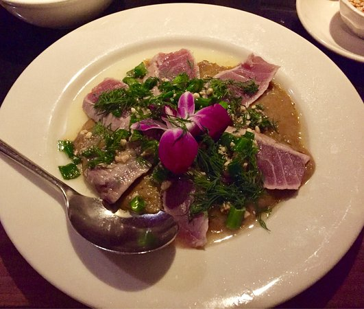 Wild Ginger: Hanoi Tuna. Always amazing.