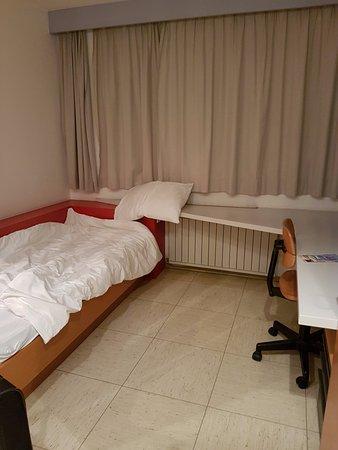 Technikerhaus: Single bedroom