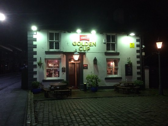 golden cup inn
