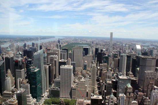 View from empire state building 102nd floor picture of for 102nd floor of the empire state building