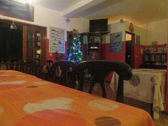 Residencial Alto Fortim : Sala do pequeno almoço