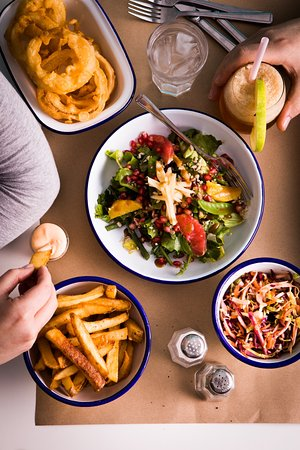 Kells, Irlandia: Food thats made for sharing