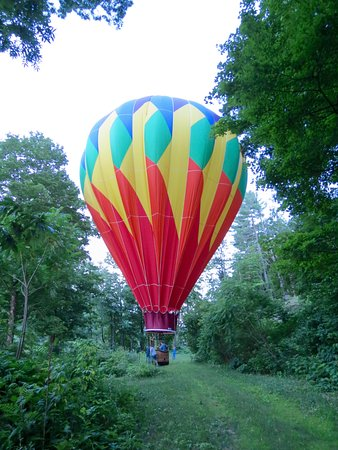 Quechee, VT: A perfect Landing
