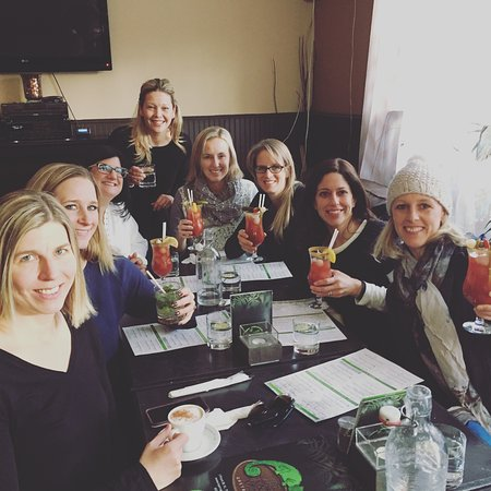 Thorold, Canada: Girl's weekend... great food at Karma Kameleon