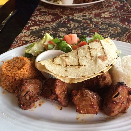Ballston Spa, État de New York : Shish Kebab