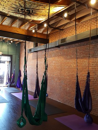 Easley, Carolina del Sur: Aerial swings
