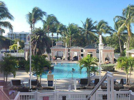 DoubleTree by Hilton Hotel Grand Key Resort - Key West: Nice resort style pool