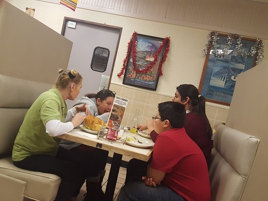 LaPorte, IN: Great prices, with good authentic Mexican food.