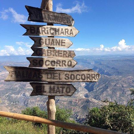 Zapatoca, Colombia: vistas